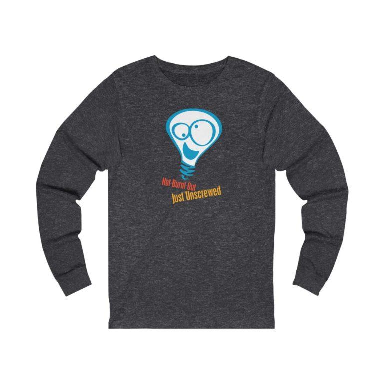 Unisex Jersey Long Sleeve T-shirt